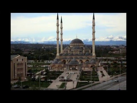 Grozny, Chechnya - Russia. HD Travel.