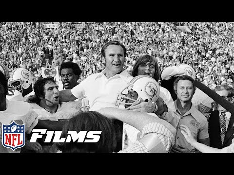Don Shula Leads the '72 Dolphins on the GREATEST Season Ever!