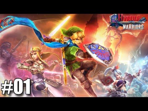 Hyrule Warriors : Playthrough #01 - I AM LINK !