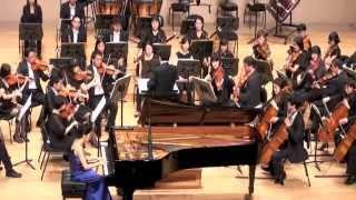 II. Intermezzo(Andantino grazioso), III. Allegro vivace,  Schumann Piano Concerto in A Minor, Op.54
