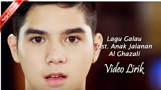 Video Al Ghazali - Lagu Galau Ost  Anak Jalanan  (Accoustic Karaoke) Video Lirik By Ktypo Channel download MP3, 3GP, MP4, WEBM, AVI, FLV Maret 2018