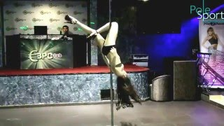 Do You Want To See The Real World Pole dance competition? Pole Dance Competition  -2016