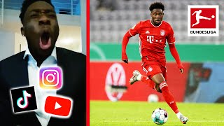 Alphonso Davies - Bayern's Roadrunner On and Off the Pitch