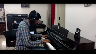 Download Hindi Video Songs - Gilehriyaan (Dangal) - Piano Cover by Anirudh Das