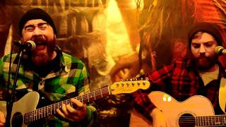 Four Year Strong - Abandon Ship or Abandon All Hope (acoustic show @ Landscape Rockshop)