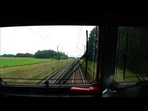 Cab Ride | Oława - Koniecpol | IC 73103 MEHOFFER