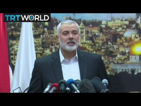 Future of Jerusalem: Hamas leader Ismail Haniya addresses Jerusalem