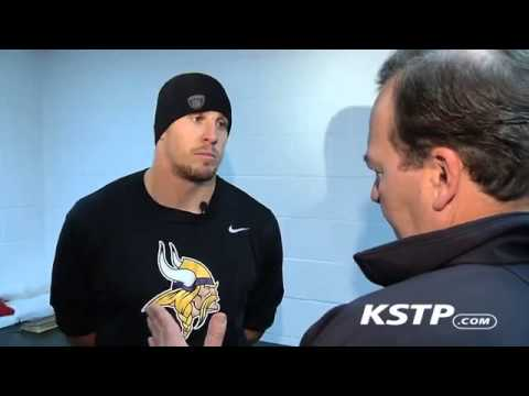 Chad Greenway Unplugged
