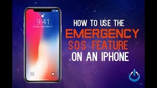 How To Use Emergency SOS on iPhone