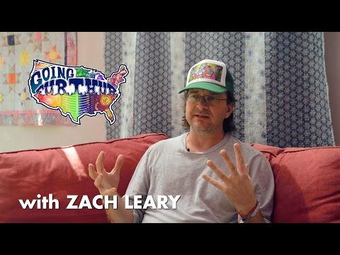 Going Furthur with Zach Leary - The Meaning of Furthur
