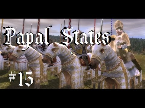 Ep15 Medieval 2 Expanded Americas 3 Papal States Campaign First Ships To The New World