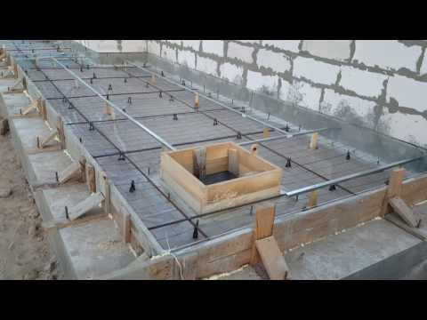 Вопрос: Как сделать бетонную террасу?