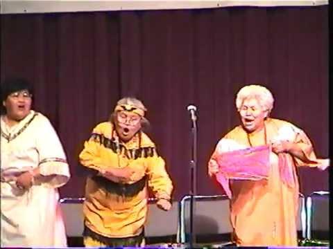 1999 AFN Alaska Native Dancing - Athabascan Dancers