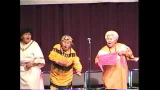 1999 AFN Alaska Native Dancing - Athabascan Dancers