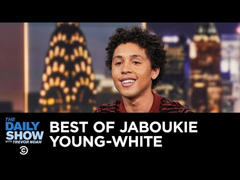 Your Moment of Them: The Best of Jaboukie Young-White | The Daily Show