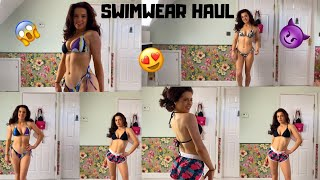 SWIMWEAR TRY ON HAUL IN COLLAB…