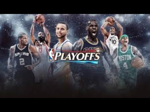 NBA Playoff Hype Video 2017