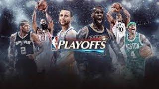 NBA Playoff Hype Video 2017