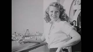 Rita Hayworth, Prince Aly Khan--Champagne Safari, 1954 Honeymoon Trip