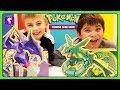 HobbyFrog's 1st POKEMON Elite Trainer Box! Card Game with HobbyKids