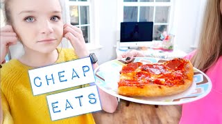 WE ATE FOR LESS THAN $2 | Family 5 Vlogs