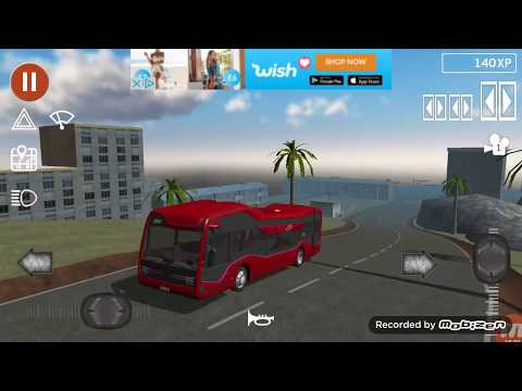 Public Transport Simulator - Version 1.30 New South America Map Game play