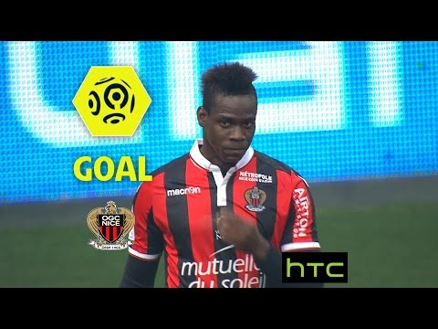 Goal Mario BALOTELLI (87') / OGC Nice - EA Guingamp (3-1)/ 2016-17