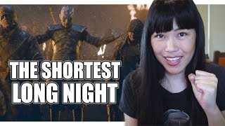 Game of Thrones Season 8 Episode 3: The Long Night | Series Review