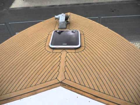 Coosa Board The Best Composite Boat Deck Material Youtube