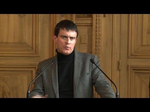 Rixe entre bandes au Kremlin-Bicêtre: Valls condamne
