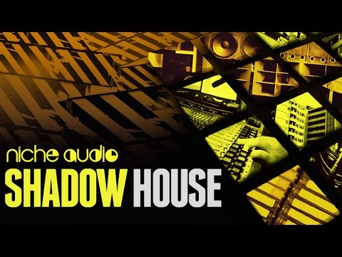 Shadow House Maschine Expansion & Ableton Live Pack - From Niche Audio