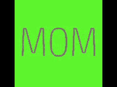 Mom I Love You So Very Much Ditty Youtube