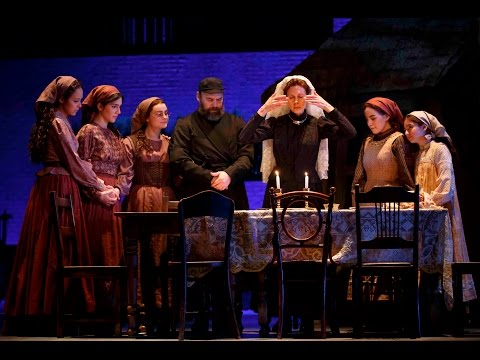 Review Of Fiddler on the Roof at Broadway Theatre
