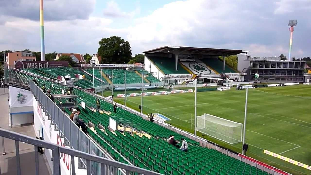 Greuther Fürth Stadion