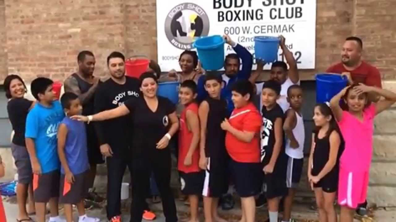 Body shot boxing club 39 s als challenge 8 25 14 youtube for Boxing club salonais