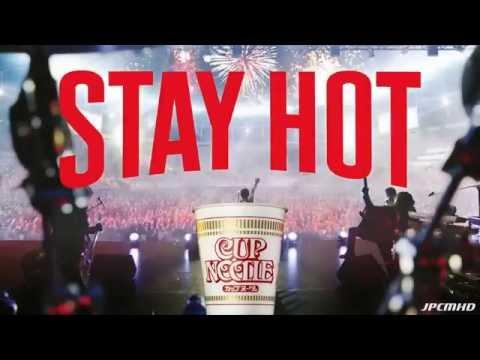 "Propaganda - ""Stay Hot"" Nissin Cupnoodle (2015)"