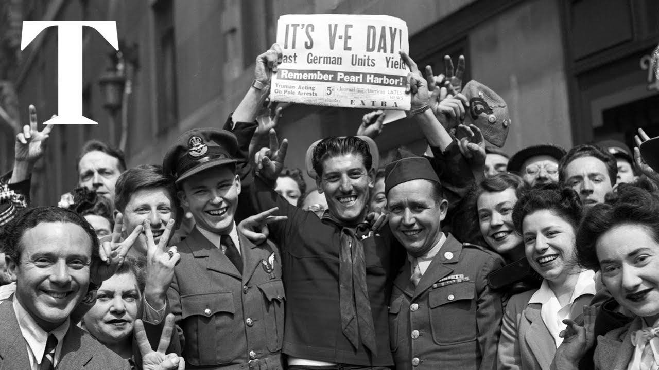 Topics: World War II | VE Day