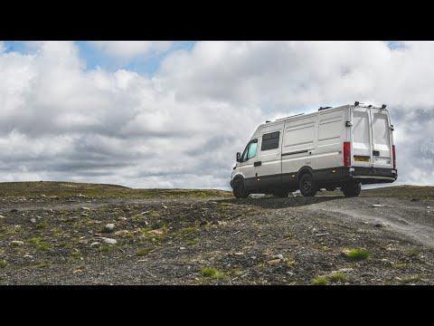 Iveco Daily campervan conversion tour //002