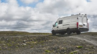 Iveco Daily CAMPER Self build tour