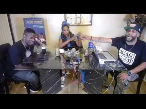 """Lord Jamar To Rah Digga: """"Hiphop Is A MAN'S Game!"""" (ft. Godfrey)"""