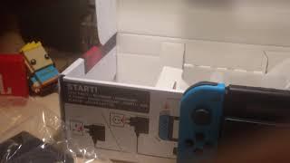 Розпакування Nintendo Switch #2 е