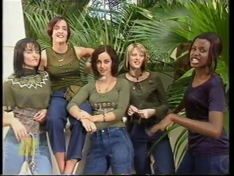 B*Witched - Jesse Hold On and Interview Planet POP 1999