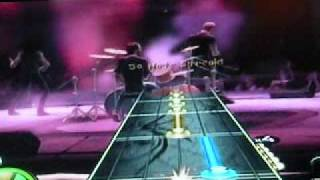 Guitar Hero Metallica DEMO...4* Expert Sad But True Xbox 360