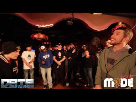BEASTMODE - METAFOR VS CONCENTRIK - RAP BATTLE