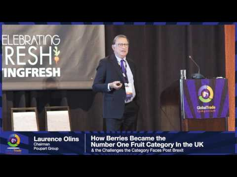 Global Trade Symposium 2016 - Laurence Olins