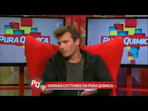"""Hernan Cattaneo en """"Pura Quimica"""" ESPN+ 10.09.2014"""