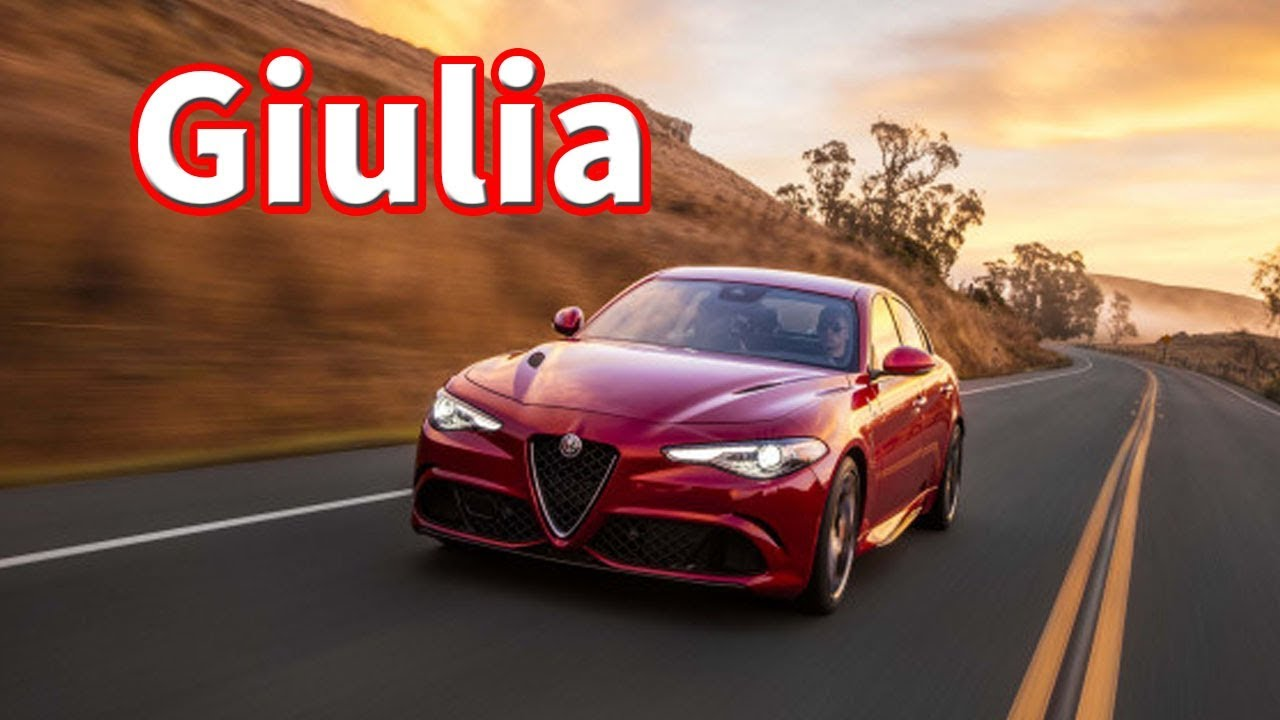 2019 Alfa Romeo Giulia Veloce 2019 Alfa Romeo Giulia Nero 2019