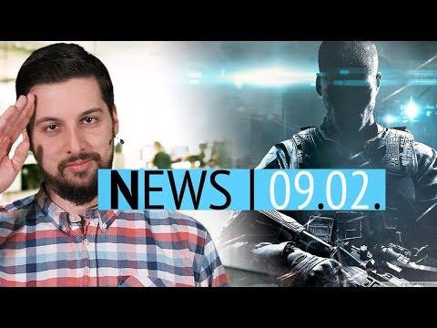 Infos zu Call of Duty 2018 & Destiny-2-Addon - Probleme bei Sunless Skies - News