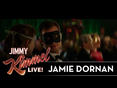 Jamie Dornan Doesnt Mind 50 Shades Fans Grabbing Him
