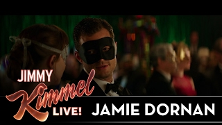 Jamie Dornan Doesn't Mind 50 Shades Fans Grabbing Him